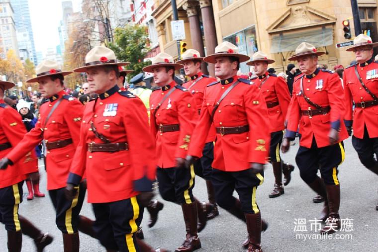 Remembrance Parade 2
