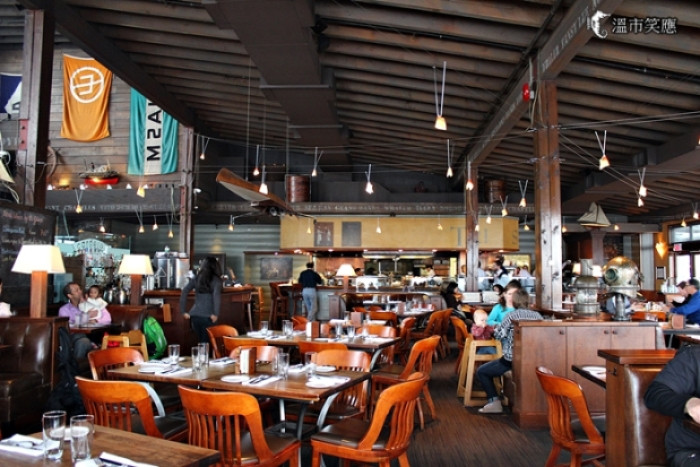溫哥華美食必吃Cadora's海鮮餐廳