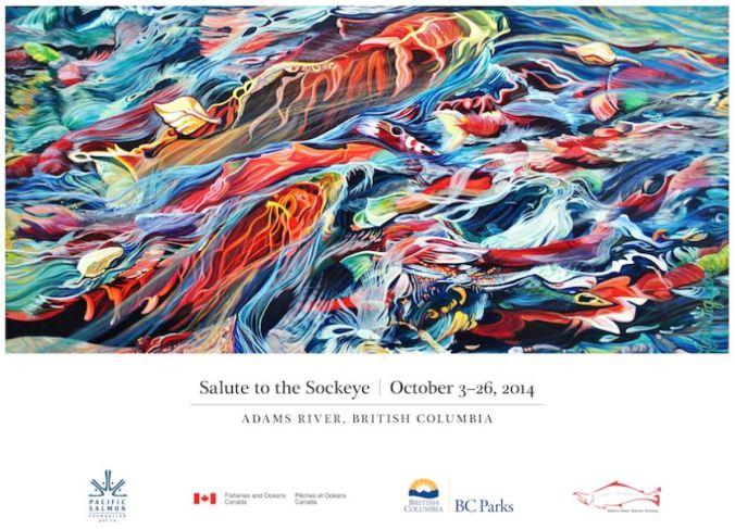 2014 Salute to salmon