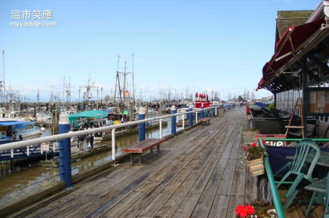 ScenceDSC00423Steveston Village