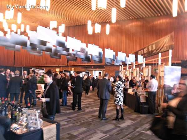 溫哥華國際葡萄酒節˙Vancouver International Wine Festival