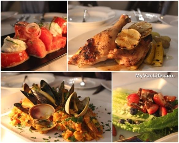 RestaurantBridge Foodgreatviewrestaurant