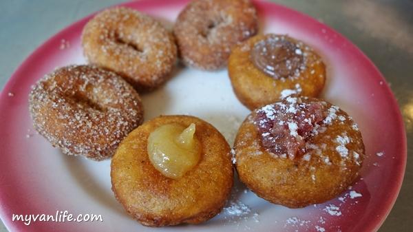 dessertDSC07250Portland Doughnuts