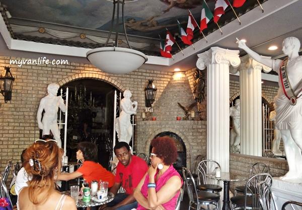 restaurantCaffe Calabria (1)vanicecream