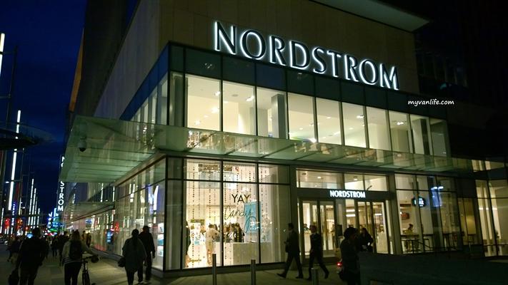 {溫哥華真好買} Nordstrom旗艦店登陸溫哥華,搶先一睹為快