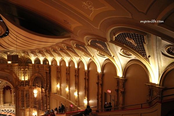 {溫哥華好文青} 溫哥華開門日,窺見奧芬劇院的壯麗